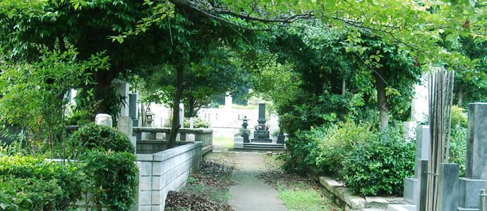 納骨堂と墓地・霊園の違いについて イメージ