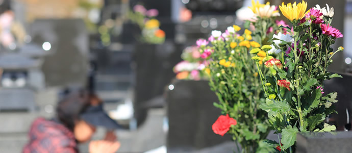 一般的な墓じまい(改葬)の手順 イメージ